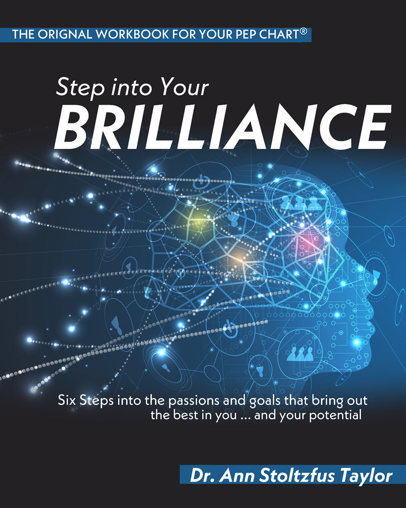Step Into Your Brillance Book