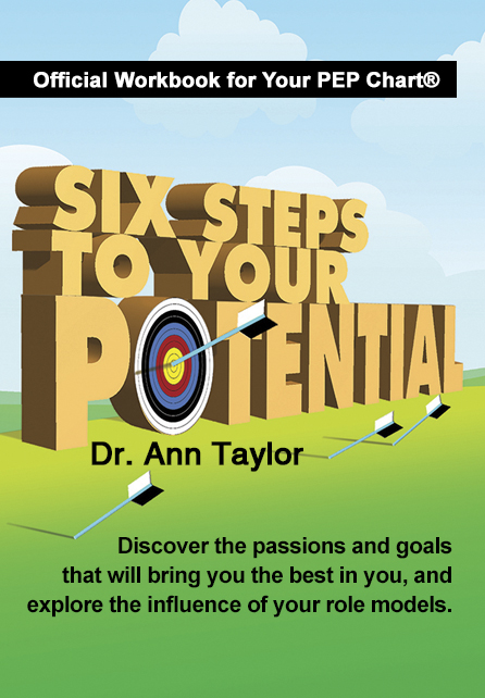Six Steps to Your Potential book cover