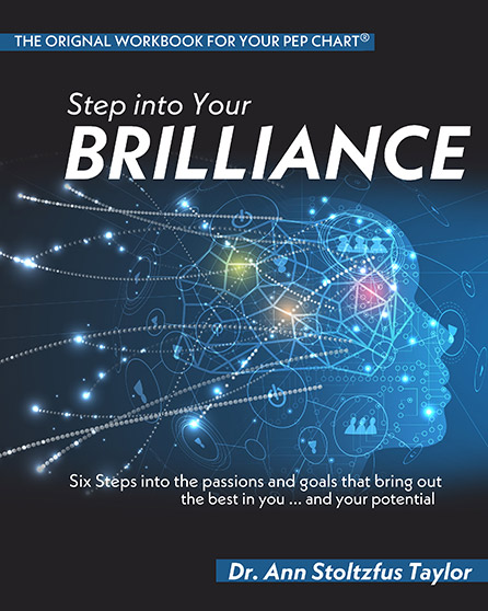 Step Into Your Brilliance book cover